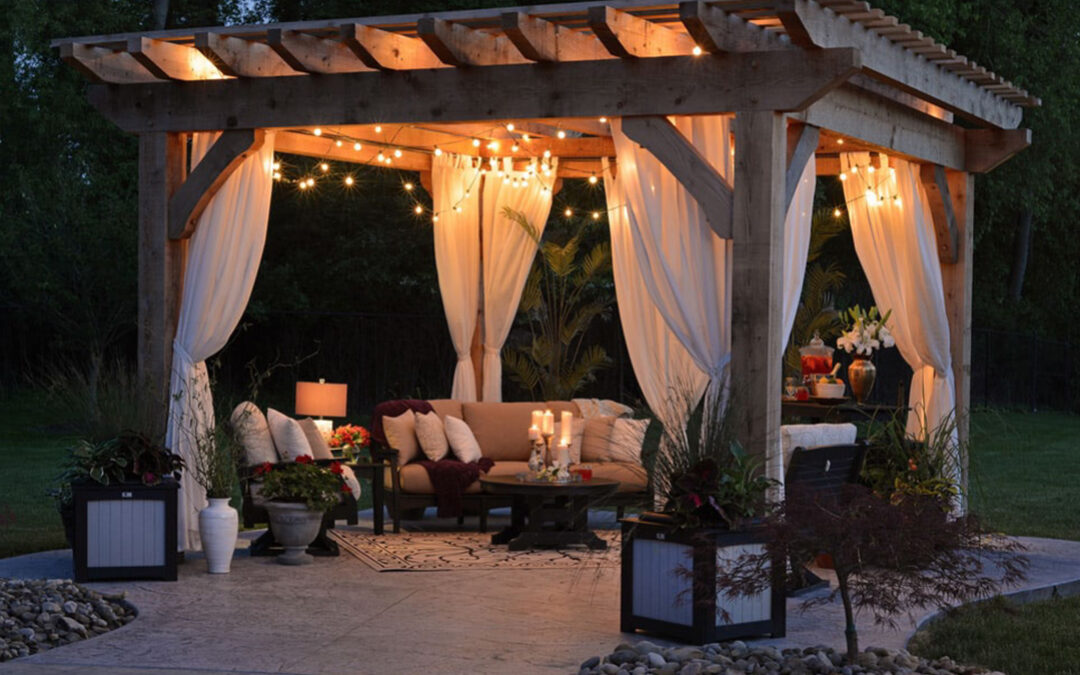 6 Ways To Enjoy The Outdoors At Home